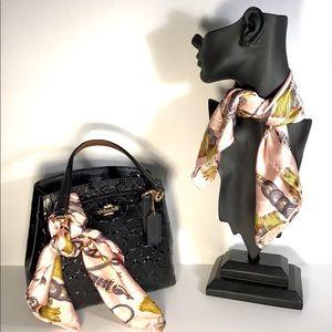 Accessories - Belt & Buckle Designed Scarves